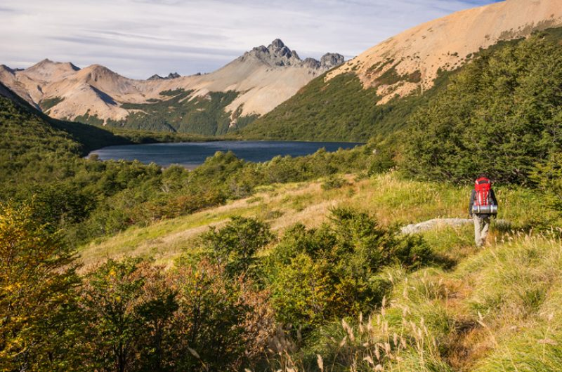 argentina patagonia hiking bariloche is