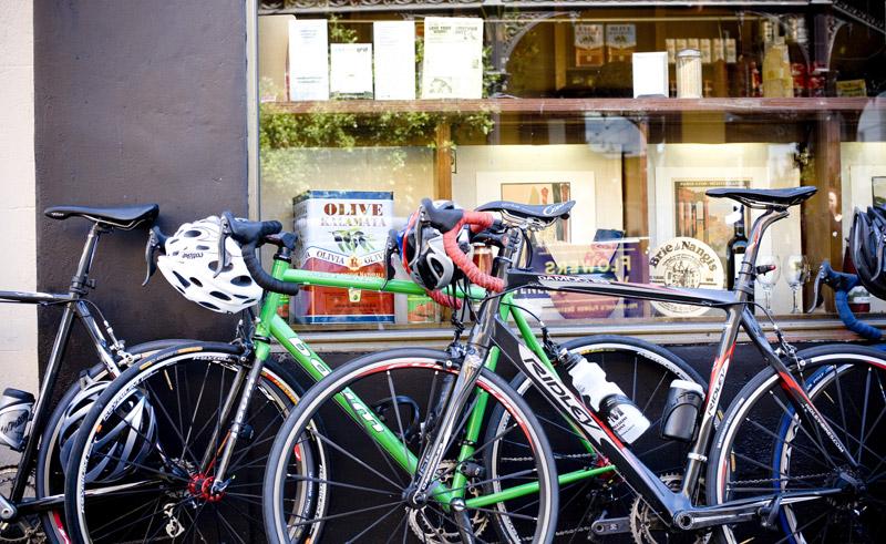australia melbourne by bike1