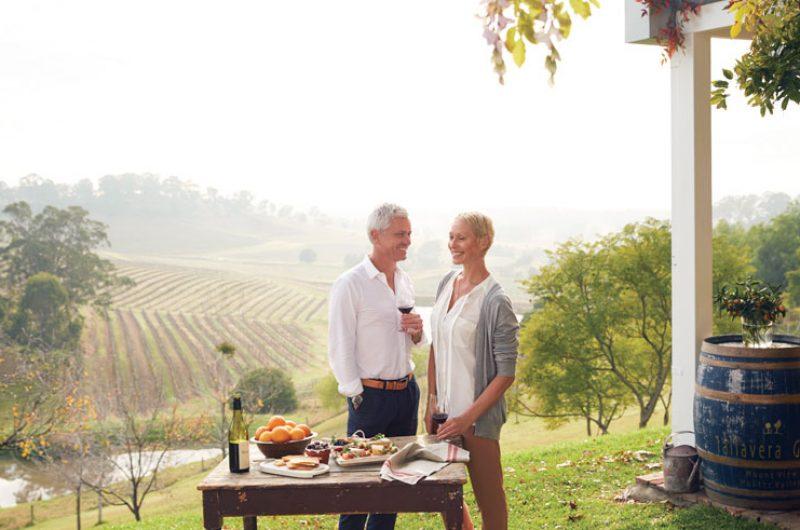 australia nsw hunter valley wine tasting