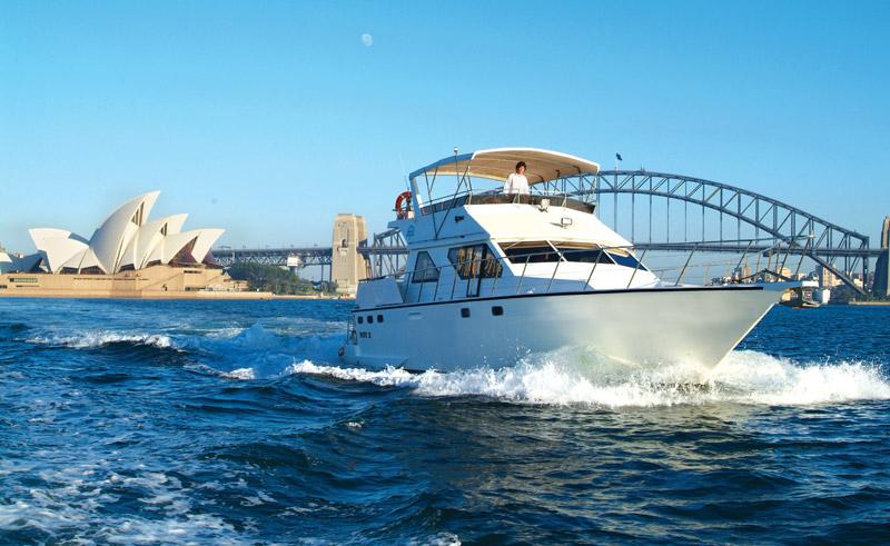 australia sydney harbour cruise