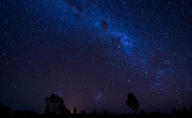australia uluru astro night sky tour