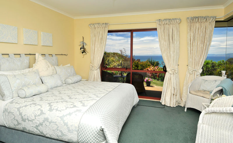 bellbird lodge bedroom