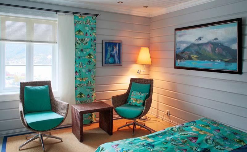 bestebakken hotel butterfly room
