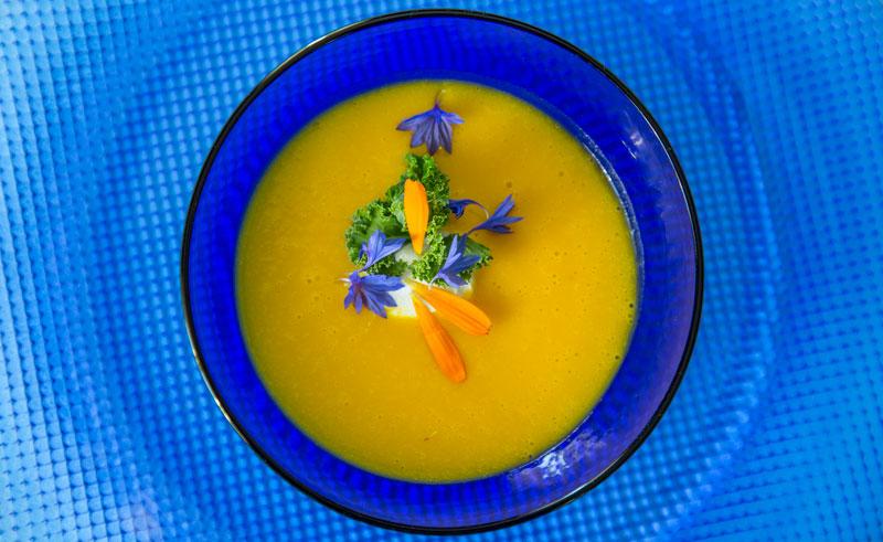 bestebakken hotel homemade soup
