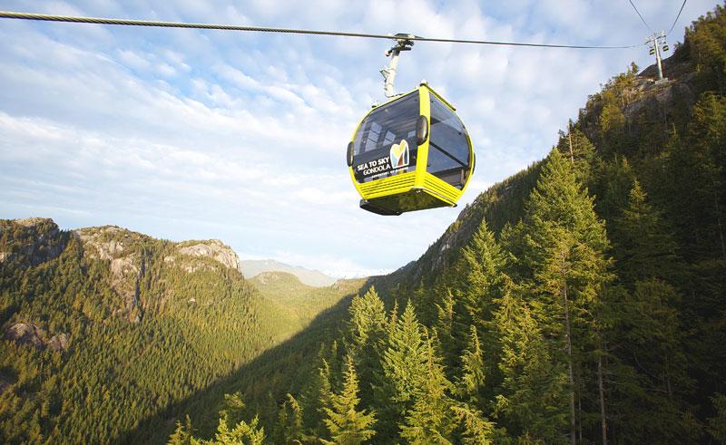canada bc sea to sky gondola