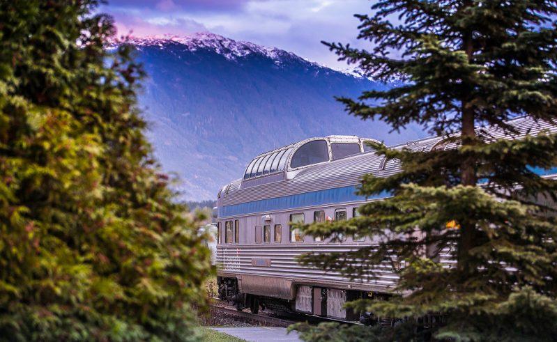 canada via rail the skeena route