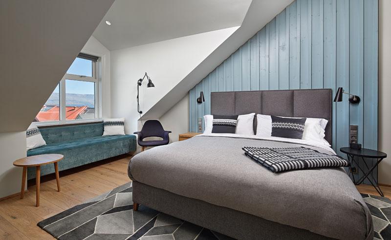canopy hotel reykjavik king junior suite
