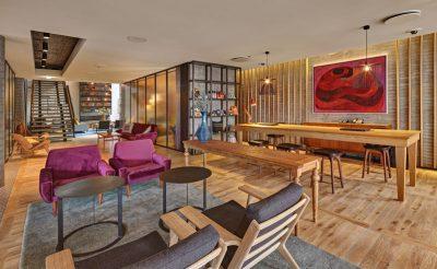 canopy hotel reykjavik lounge