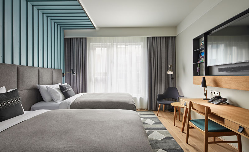 canopy hotel reykjavik twin premium