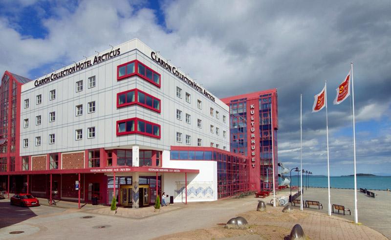 clarion collection hotel articus exterior