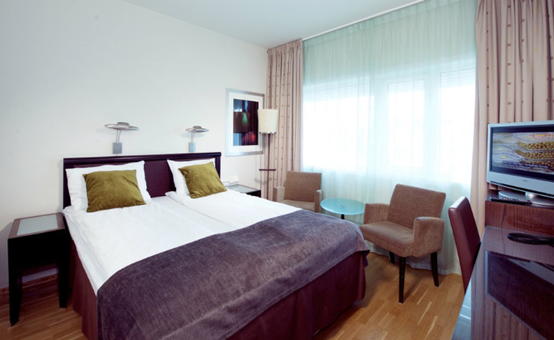 clarion collection hotel aurora tromso double room