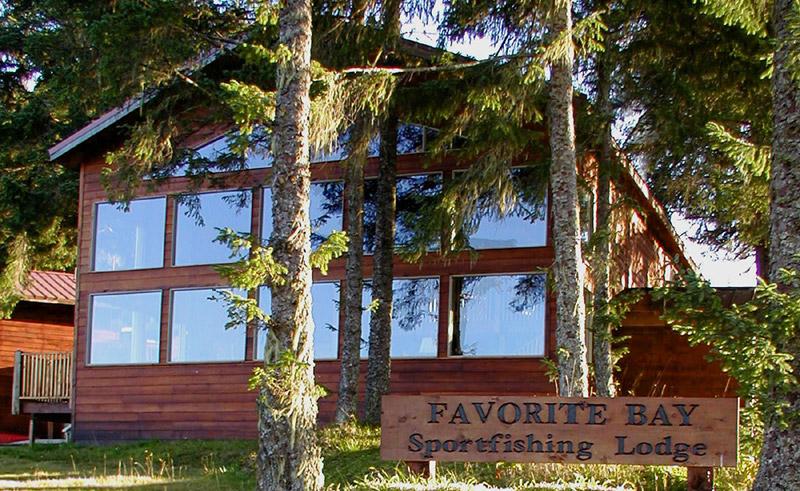 favourite bay lodge exterior