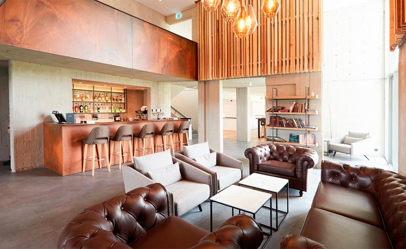 fosshotel reykholt bar lounge