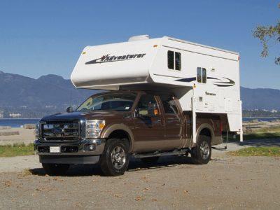 fraserway truck camper 1
