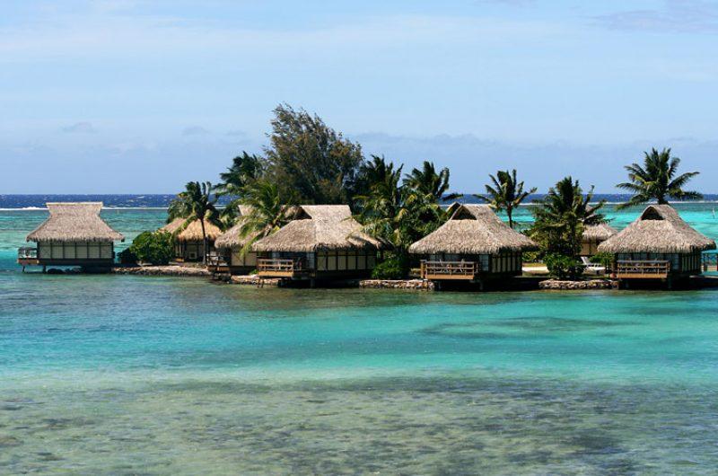 french polynesia bora bora overwater bungalows tt