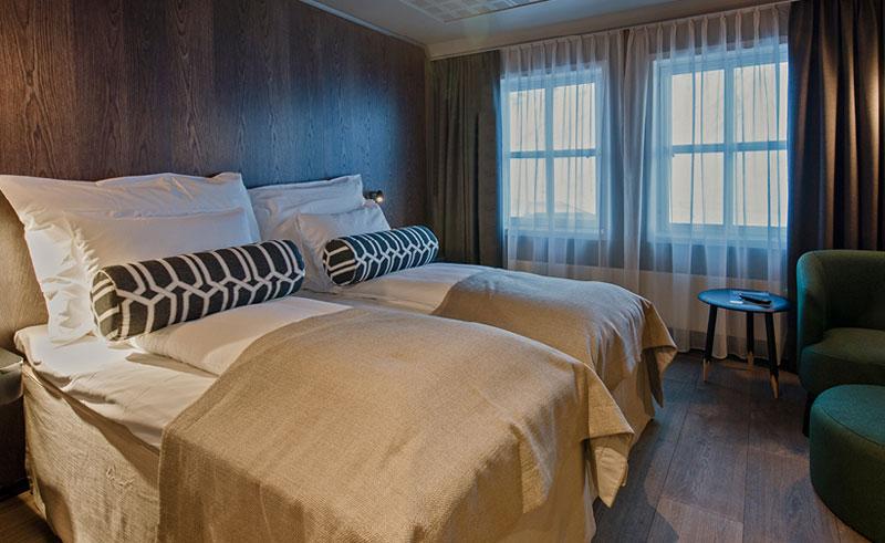 funken lodge standard twin room