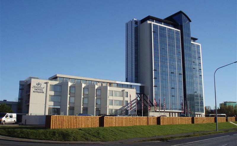 grand hotel reykjavik exterior
