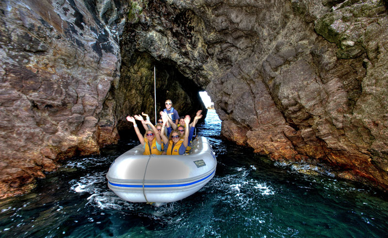 hahei explorer at cathedral cove bay of islands2