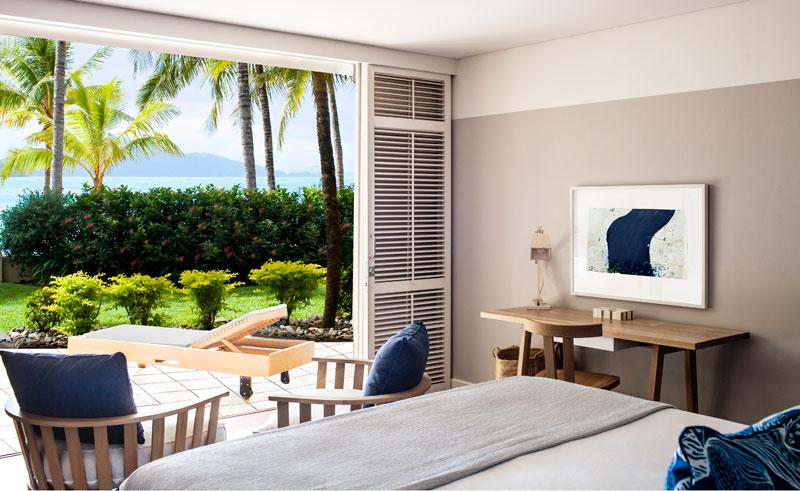 hamilton island beach club bedroom