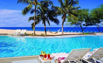 hapuna beach hotel pool