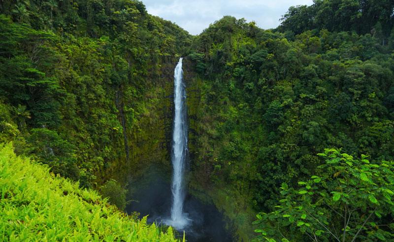 hawaii big island akaka falls istk