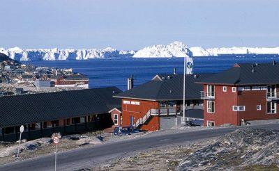 hotel arctic ilulissat exterior