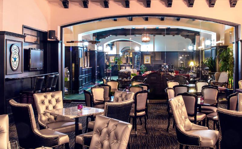 hotel clarendon qubec city bar