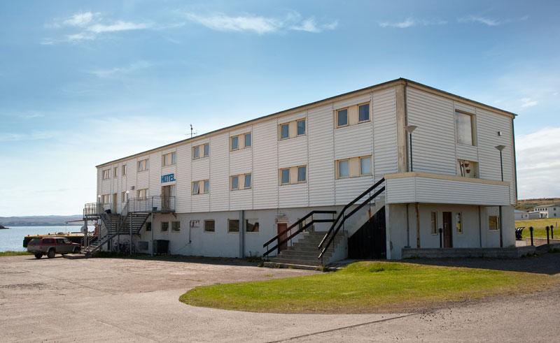 hotel nordurljos raufarhofn rth