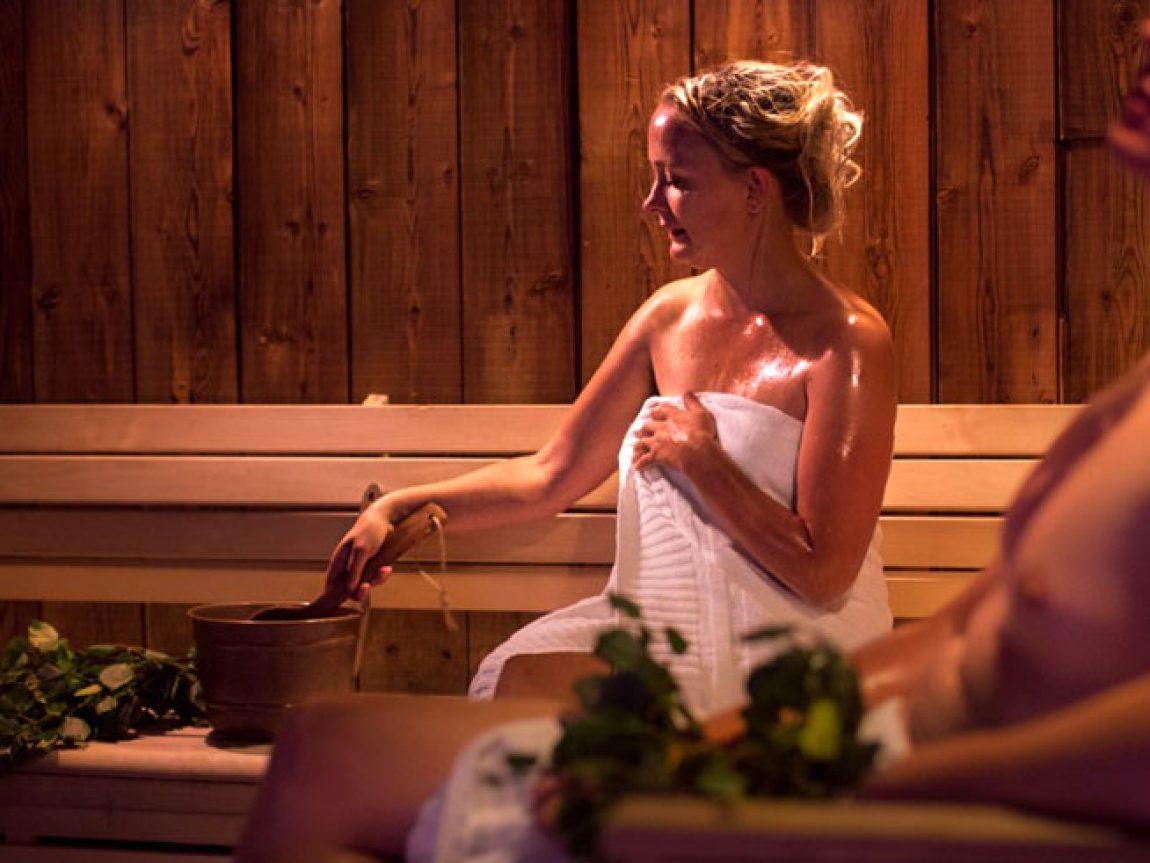 icehotel sauna experience ih