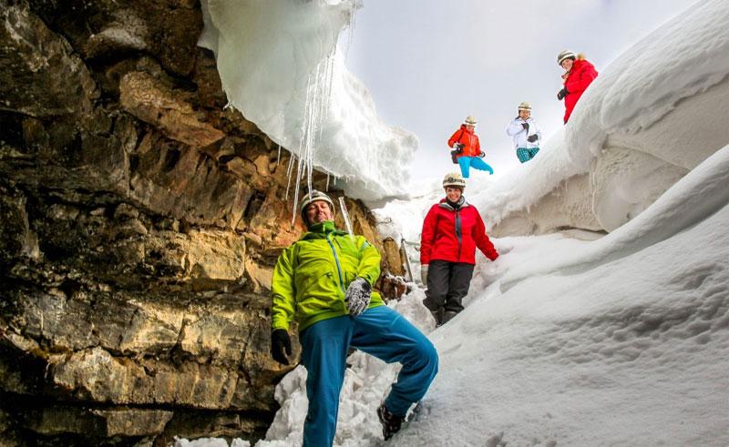 iceland north lofthellir cave hike st
