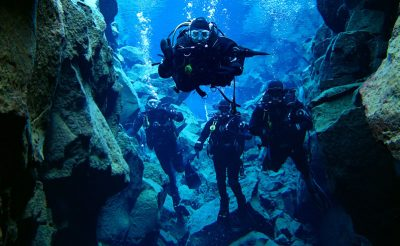 iceland south west diving