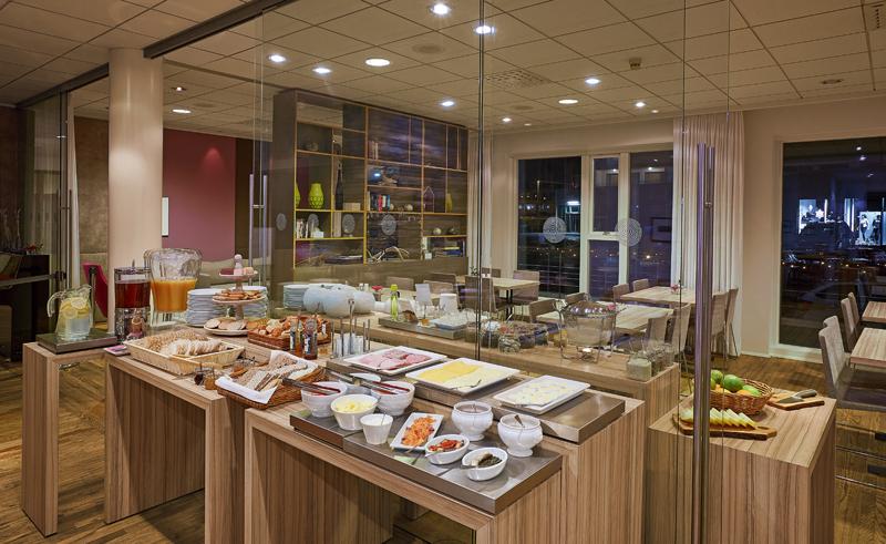 icelandair hotel herad breakfast buffet