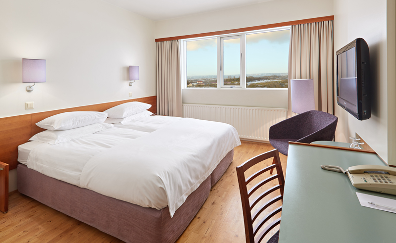 icelandair hotel herad double with view