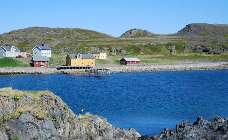 kongsfjord guesthouse exterior2