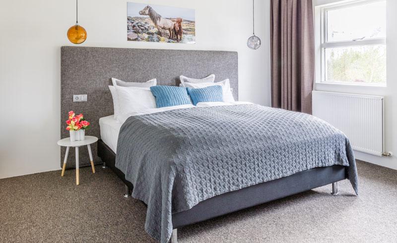 litli geysir hotel double bedroom
