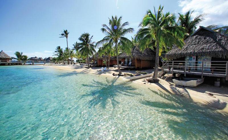 manava beach resort and spa beach bungalow