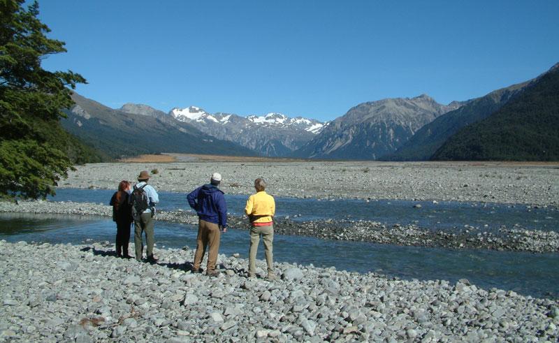 new zealand arthurs pass and otira gorge