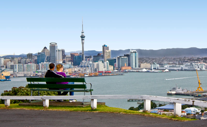 new zealand auckland best of both worlds city view