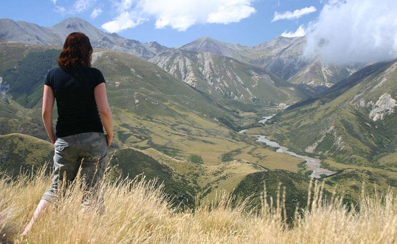 new zealand christchurch alpine safari tour hike