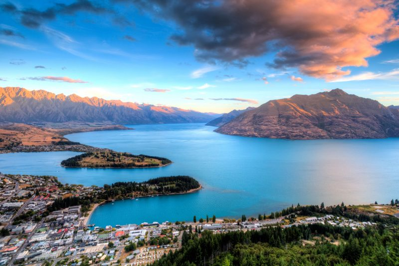 new zealand southern lakes queenstown istk