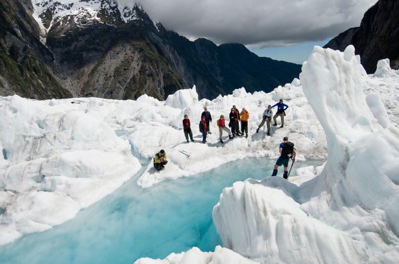 new zealand west coast franz josef glacier hike twc