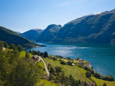 norway fjords aurland view istk 1
