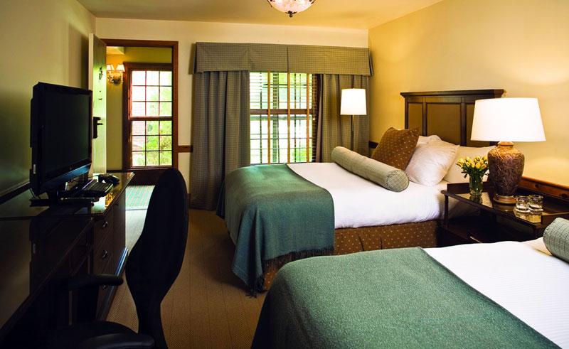 pillar post hotel room ontario