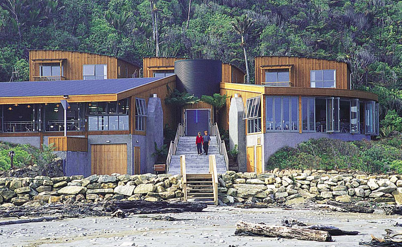 punakaiki resort exterior