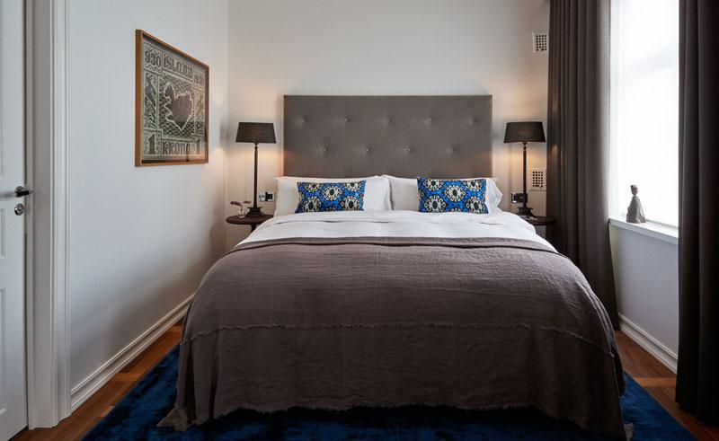 sand hotel reykjavik standard double