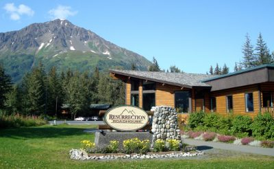 seward windsong lodge exterior