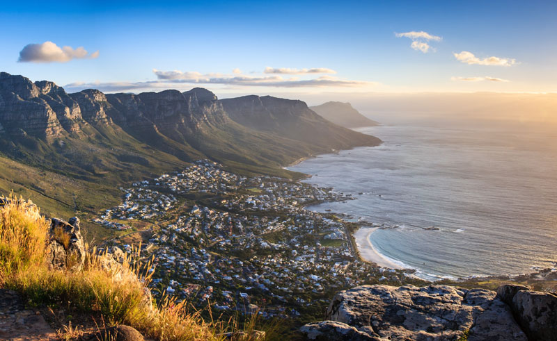 south africa cape town view istock