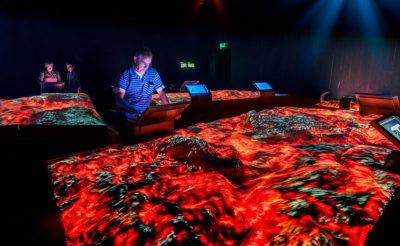 south west iceland lava centre exhib2