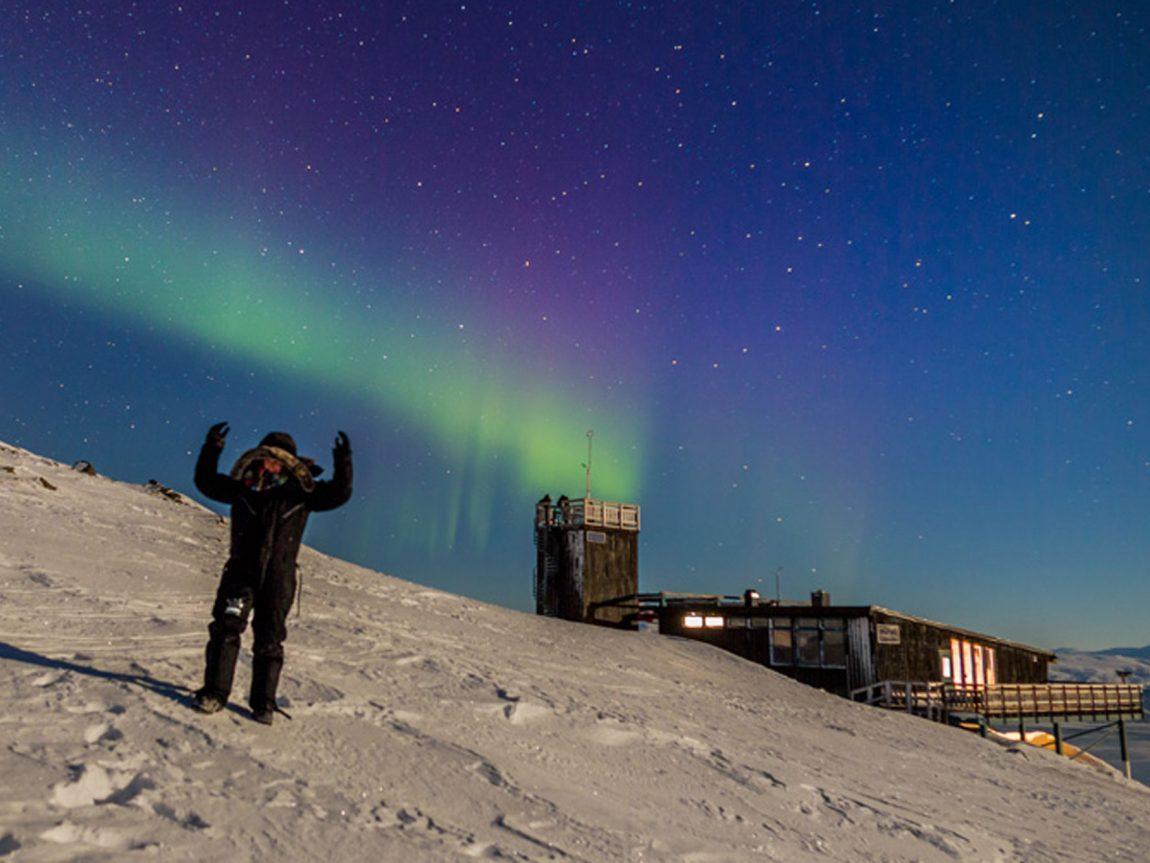 swedish lapland aurora sky station abisko rth