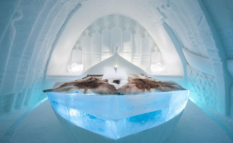 swedish lapland jukkasjarvi icehotel 28 art suite daily travellers akliger
